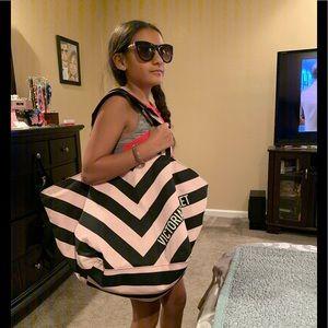 Victoria secret over night bag